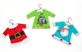 sweater ornaments craft ideas