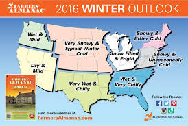 Michigan Weather Map by How Well Did The Farmers U0027 Almanac Predict The Blizzard Wtop
