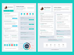 Personal Branding Resume Dribbble Show And Tell For Designers