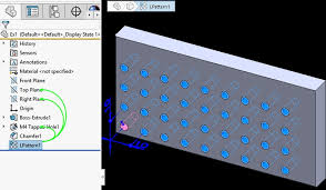 solidworks linear pattern top five solidworks 2016 features a design engineer s perspective