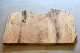 pecan wood slab natural live edge table live edge table top