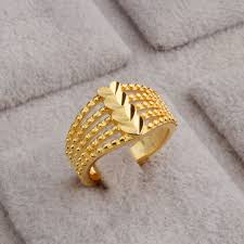 gold ring design copper adjustable gold ring designs buy