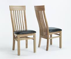 Oak Dining Chairs Unfinished Wood Dining Chairs Home Furniture Design Unfinished