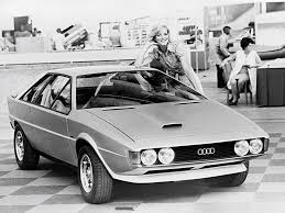 first car ever made audi concepts