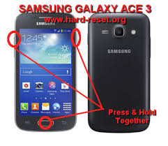 reset samsung ace 3 how to easily master format samsung galaxy ace 3 gt s7270 s7275