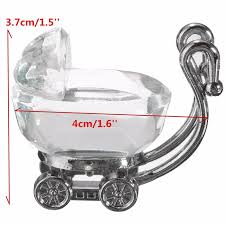 Crystal Baptism Favors Aliexpress Com Buy 20pcs Lot Choice Crystal Baby Carriage Favors