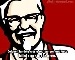 Colonel Sanders Memes - colonel sanders is a business man not to be messed with