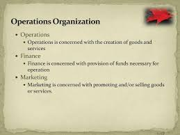 operation organization introduction to operations management ppt download