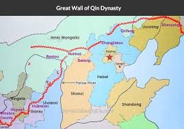 china on a map china great wall maps tourist sections history maps