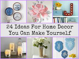 Home Design By Yourself by Decor Simple Make It Yourself Home Decor Design Ideas Modern