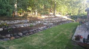 retaining walls planters u0026 water features wasmer bros