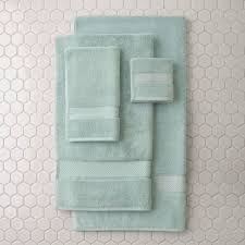 Teal And Grey Bathroom by Better Homes And Gardens Egyptian Bath Sheet Walmart Com
