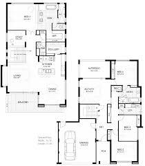 house floor plans perth amusing two storey residential house floor plan gallery best
