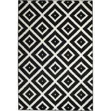 Black White Area Rug Black And White Area Rugs Best Rug Variety Bellissimainteriors