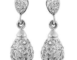 diamond stud sizes diamonds gratifying heart shaped diamond earrings white gold