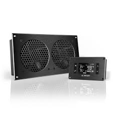 airplate t7 home theater and av quiet cabinet cooling fan system