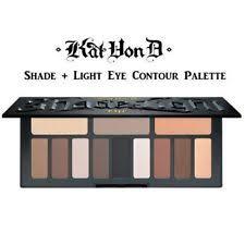 kat von d shade light eye contour palette kat von d shade light eye eyeshadow ebay
