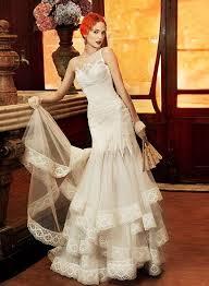 the 25 best yolan cris wedding gowns ideas on pinterest striped