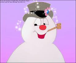 Frosty The Snowman Happy Birthday Meme - snowman clipart