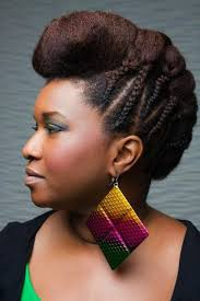 braided pompadour hairstyle pictures black natural hairstyles 20 cute natural hairstyles for black women