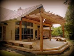 poolside oasis deck and pergola with fireplace wood decks