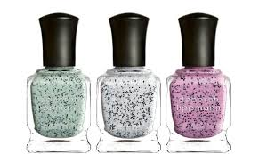 deborah lippmann u0027s new ice cream color nail polish looks almost