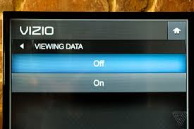 reset vizio tv network settings most smart tvs are tracking you vizio just got caught the verge