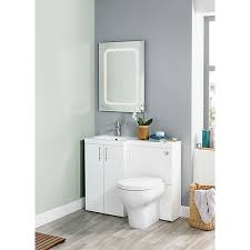 Bathroom Vanity Unit With Basin And Toilet Vanity Units Bathroom Vanity Units Wickes