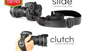 slide and clutch versatile camera sling and hand strap by peak a camera sling strap and hand strap that are quick connecting quick adjusting