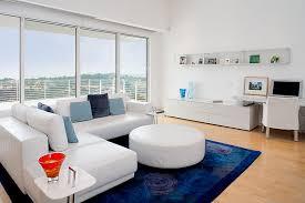 blue living room rugs royal blue area rug square living room white sofas table