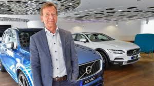 volvo cars all new volvo models will be electric or hybrid starting in 2019