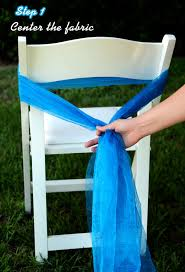 teal chair sashes impressive how to make chair sashes 21 decorating your own curly