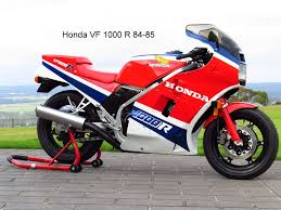 Honda Vf 1000 R 84 85 Screens For Bikes
