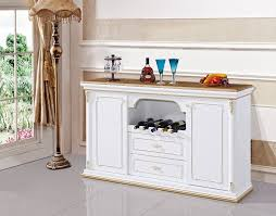 Wooden Dining Room Buffet Cabinet  New Decoration  Dining Room - Dining room buffet cabinet