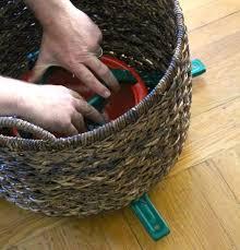 tree basket stand make haus