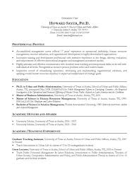 Administration Sample Resume by Public Administration Sample Resume Haadyaooverbayresort Com