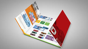 sribu flyer brochure design desain leaflet untuk sosialis