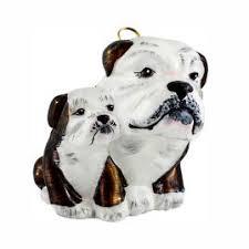 union flag bulldog ornament frontgate