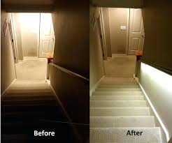 indoor stair lighting ideas automatic stair led lighting ideas automatic stair led lighting