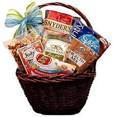 sugar free gift baskets sugar free snacks and diabetic gift basket