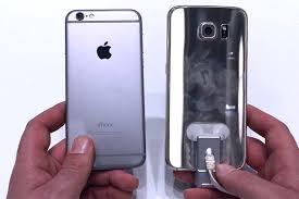 si e samsung samsung galaxy s6 vs iphone 6 design e caratteristiche tecniche a