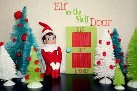 buggie and jellybean elf on the shelf door on the cheap 3 to be