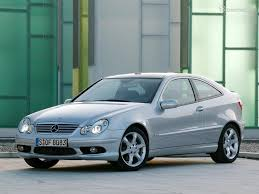 mercedes benz c class ii w203 facelift coupe modifications