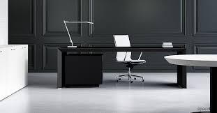 Office Desk Black Ceo Black Executive Office Desk Office Pinterest Office