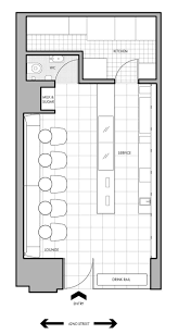 create kitchen floor plan 21 best cafe floor plan images on pinterest architecture cafe