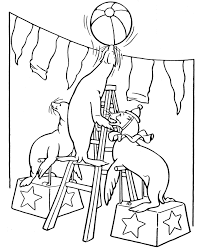 Free Printable Circus Coloring Pages For Kids Coloring People Circus Coloring Page