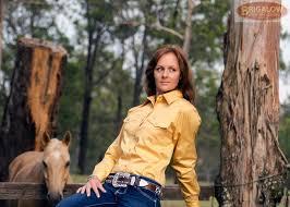 womens long sleeve western riding shirts australia brigalow