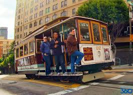 Cable Car Map San Francisco San Francisco Cable Cars Tour San Francisco