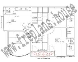 7000 Sq Ft House Plans 30 45 Feet 125 Square Meter House Plan Plans Pinterest