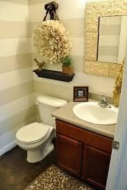 ideas to decorate a bathroom half bath decor ideas khoado co
